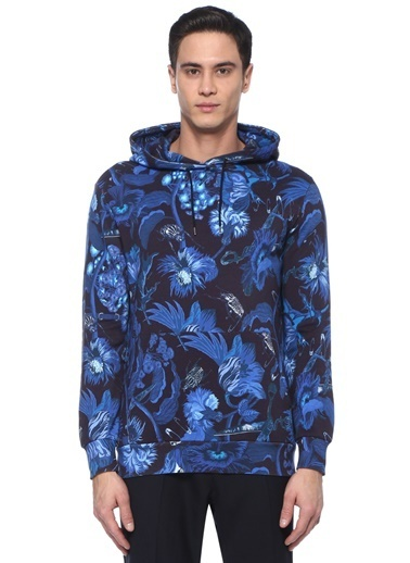 Paul Smith Sweatshirt Mavi